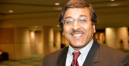 AGA Institute Welcomes New President, Dr. Anil Rustgi
